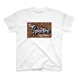 【白田亜利紗コラボ】Spectre Leopard T-shirts