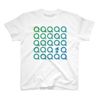 Qiitaマーク T-shirts