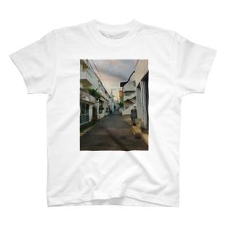 夕方 T-shirts