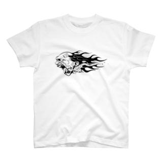 おちむしゃくん T-shirts