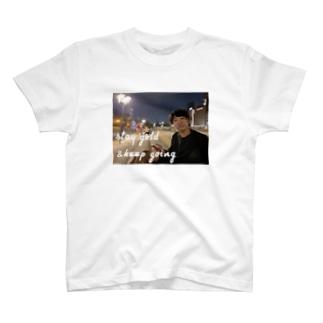 shiramizu stay gold tee T-shirts