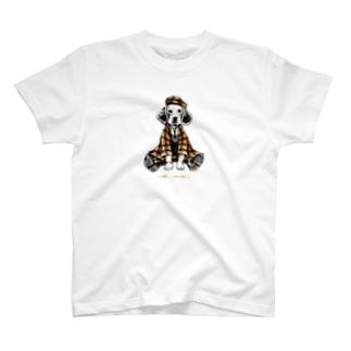 autumn dog T-shirts