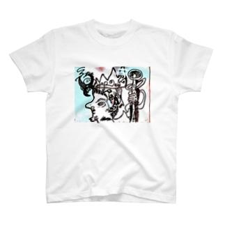 とのさまにんじゃ T-shirts