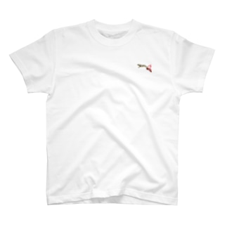 びっくり煮干しくん T-shirts