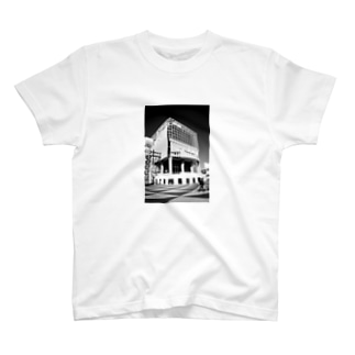 mono.T Wharf 埠頭 T-shirts