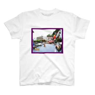 リヒテンシュタイン:ファドゥーツの街角風景 Liechtenstein: Vaduz T-shirts