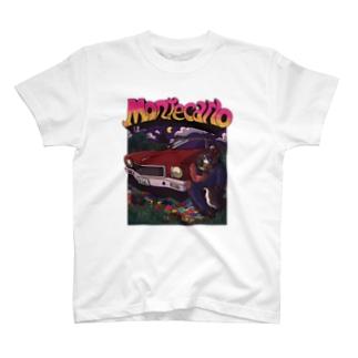 Montecarlo Night T-shirts