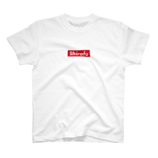 Shirafu QRコード付 T-shirts