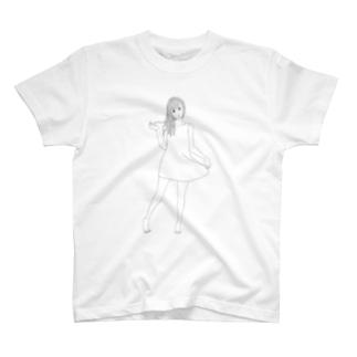 シロ T-shirts