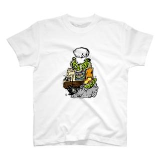 GoGo!ぐぅトラ! T-shirts