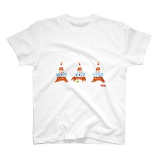たわーくん T-shirts