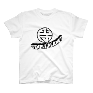 TEMPLEPLANET 2016 T-shirts