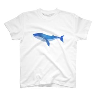 うろこくじら T-shirts