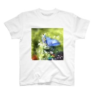 きらめきの花 T-shirts