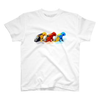 GUPPY(3色) T-shirts