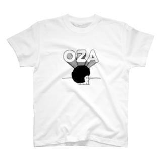 OZA埋まる T-shirts