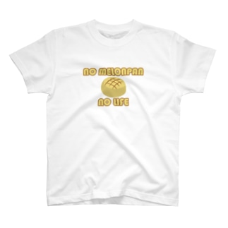 NO MELONPAN NO LIFE T-shirts