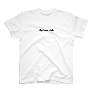 #pizza club/ T-shirt T-shirts