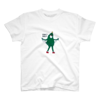 クリスマスが待ちきれない奴ら T-shirts