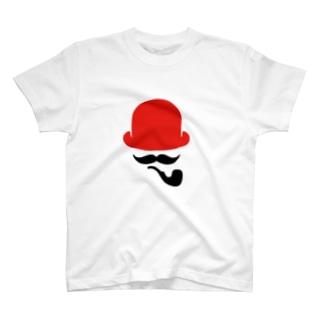 ハットマン T-shirts