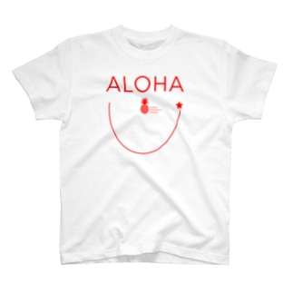 ALOHA Smile 165 T-shirts