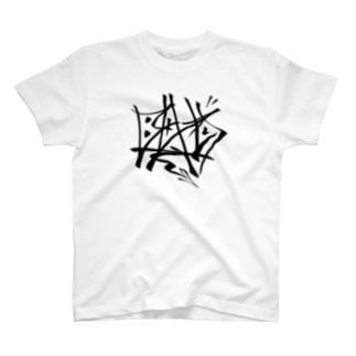 グラフィT「BAD」 T-shirts