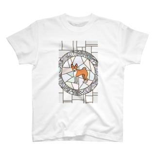 バセンジー T-shirts
