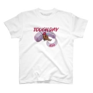 EGG KUNTAMA TOUGH DAY T-shirts