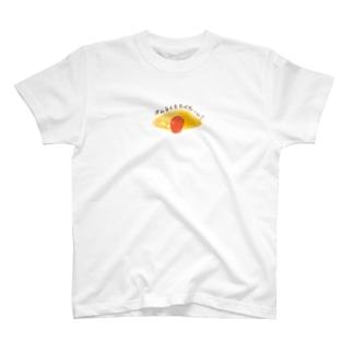 おむおむ!!! T-shirts