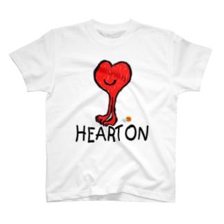 HEARTN T-shirts