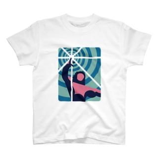 板橋アートシリーズ(平和祈念像) T-shirts