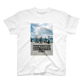 【海】南三陸音楽フェス T-shirts
