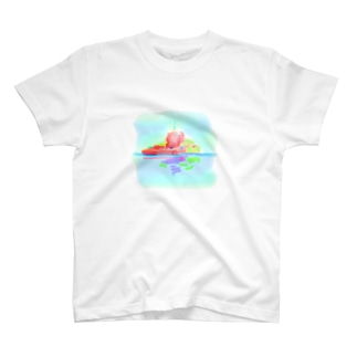もんさん2 T-shirts