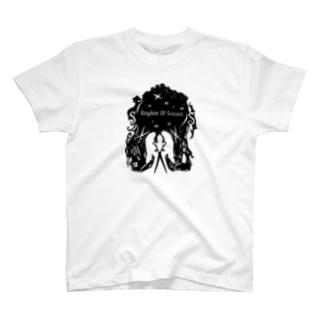 Kingdom Of Scissors T-shirts