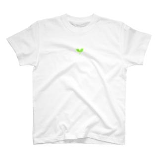こどもの芽 T-shirts