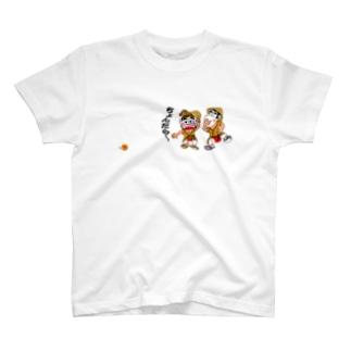 ちょんだら~ T-shirts