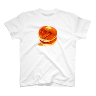 パンケーキ T-shirts