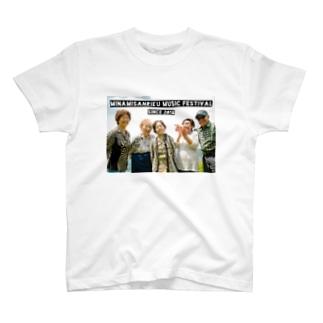 【人】南三陸音楽フェス T-shirts
