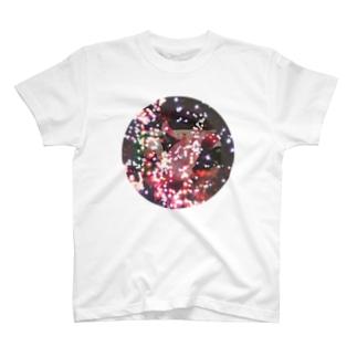 キラキラマグロ T-shirts