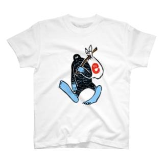 ジモコロ「E.A.T.」 T-shirts