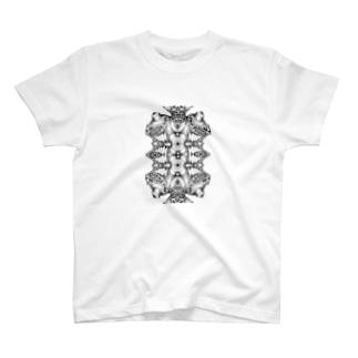 奇生スマホケース T-shirts