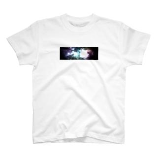 ネビュラな雲 T-shirts