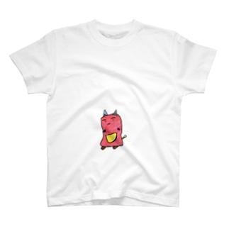 ポ〇モンじゃないよ T-shirts