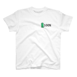 100% T-shirts