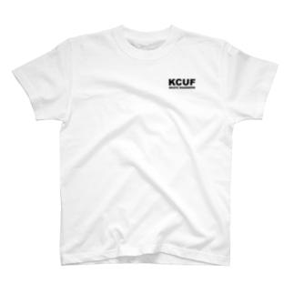 KCUF SKATEBOARDERS T-shirts