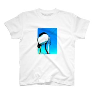 かがみ T-shirts