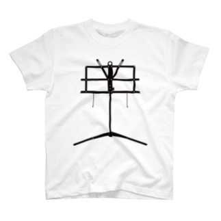 譜面台 T-shirts