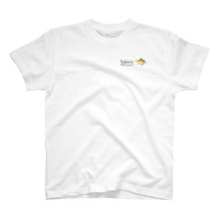 レモンザメ横ロゴ T-shirts