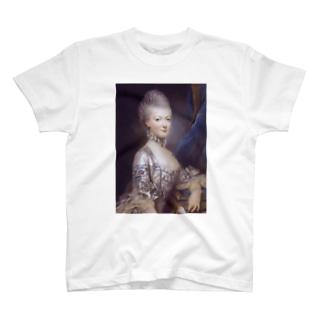 マリー・アントワネット3 T-shirts