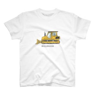 ブルドーザー T-Shirt